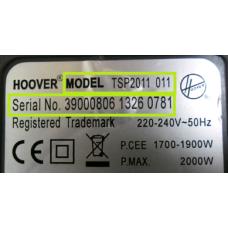 Hoover prietaiso detalė (kiti atvejai)